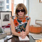 It girl Anna Wintour – Londres & Vogue USA