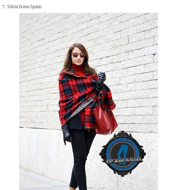 Noviembre 2014: Top Jeans Blogger