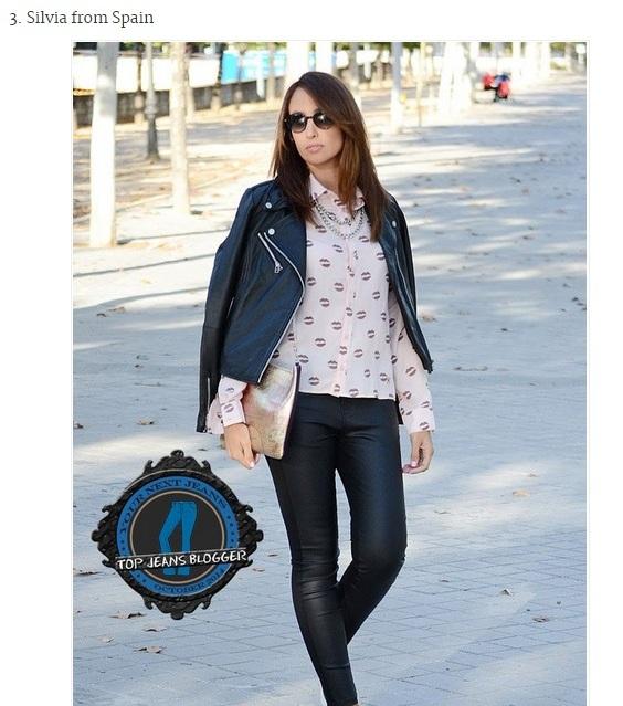 Octubre 2014: Top Jeans Blogger