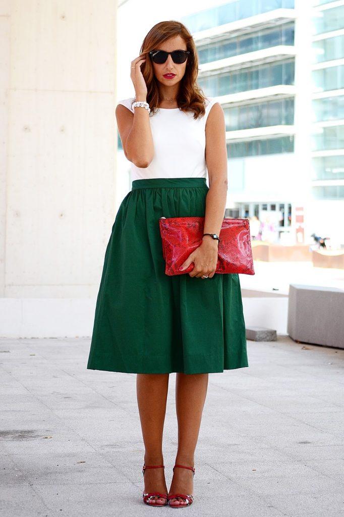 el blog de silvia - Look MB Fashion Week Madrid SS15