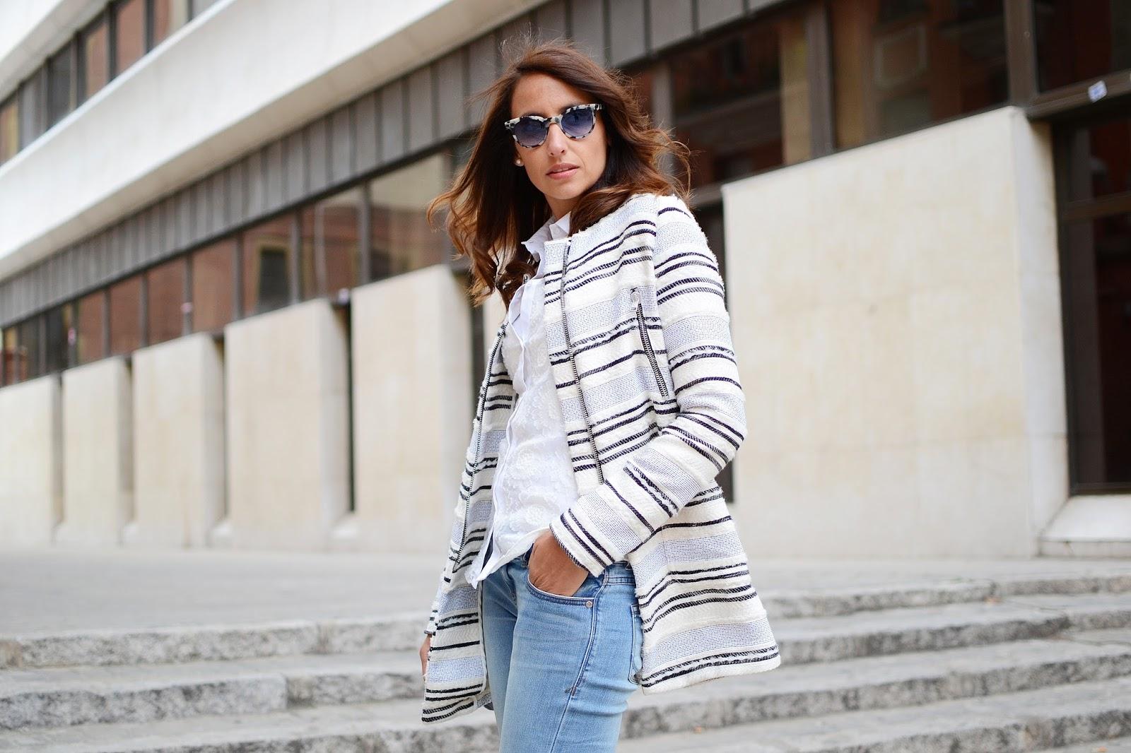 c07d877d Spring coat - El Blog de Silvia