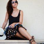 3rd Los Cabos – Maxi skirt