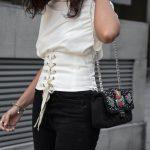Trend: corset