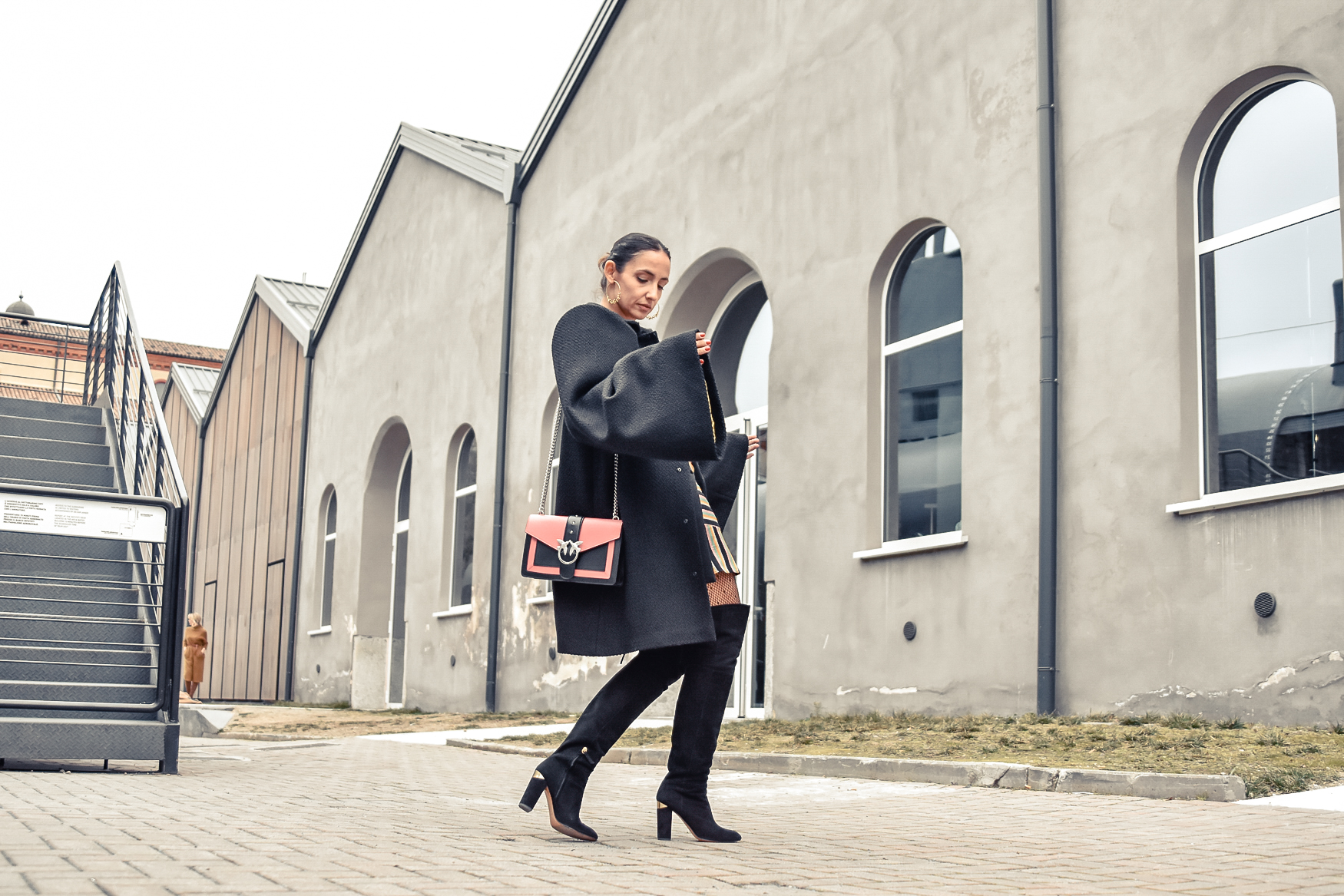 el-blog-de-silvia-fashion-blogger-street-style-mfw-vestido-rayas