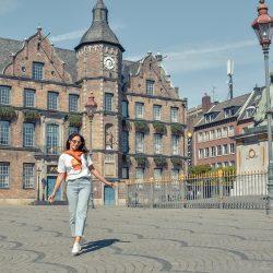 Mi viaje a Düsseldorf