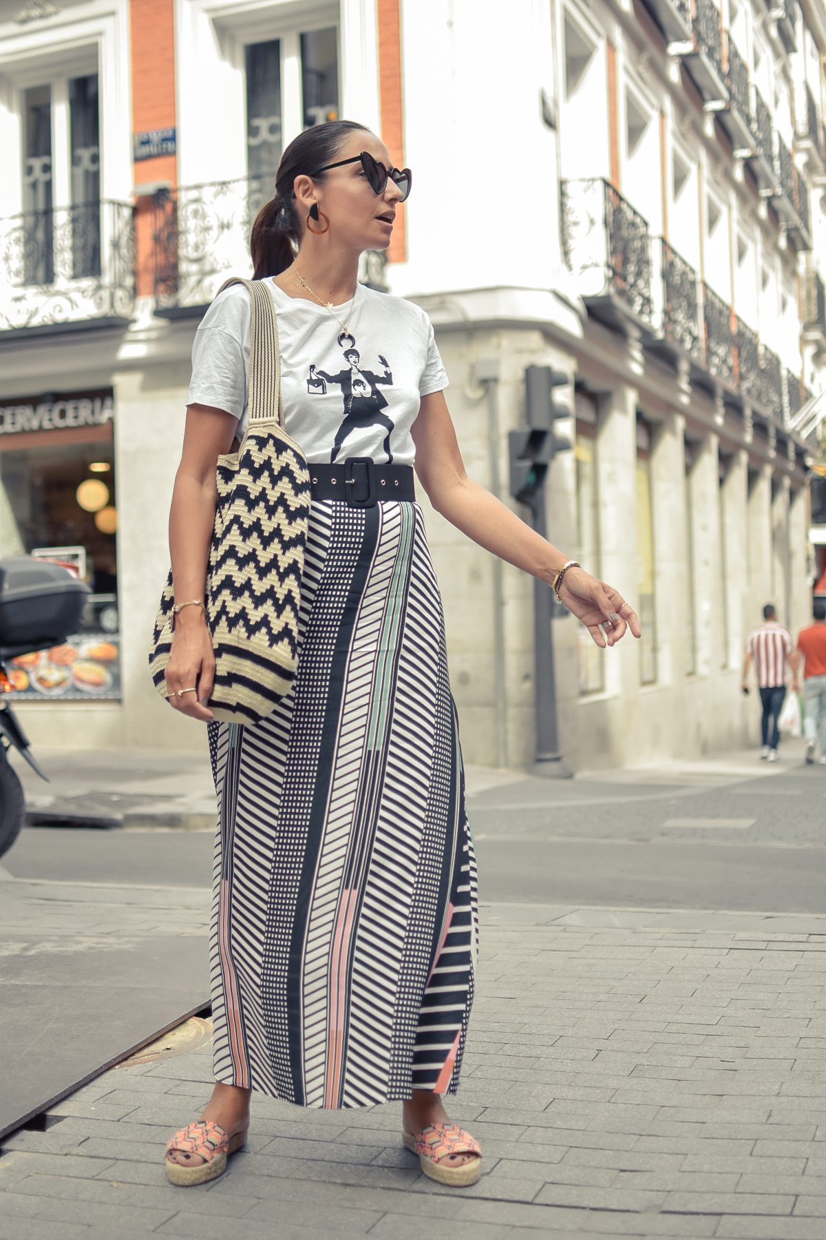 1-el-blog-de-silvia-look-falda-larga-rayas