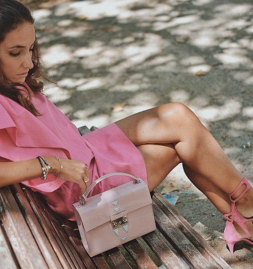 el-blog-de-silvia-total-look-rosa-vestido-fucsia-bolso-rosa-palo