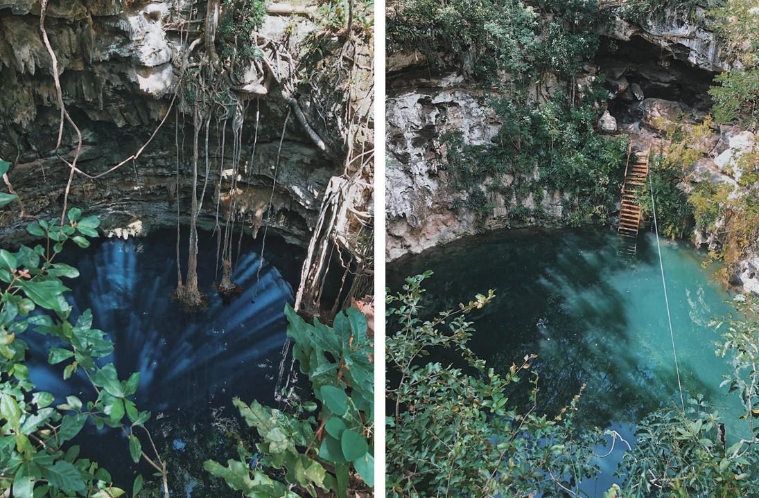 2º día en Mérida - Los 7 cenotes