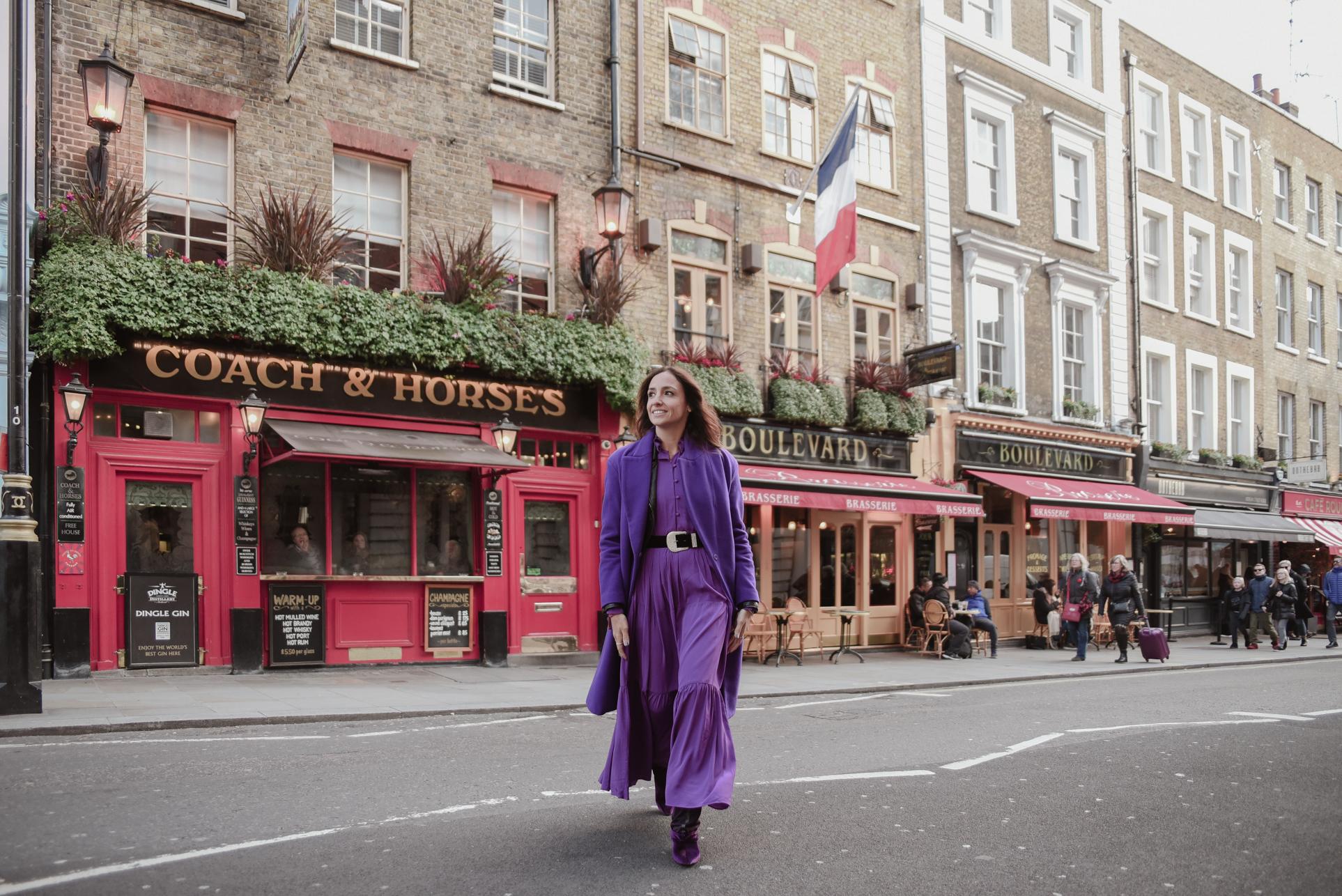 Una mañana por Covent Garden