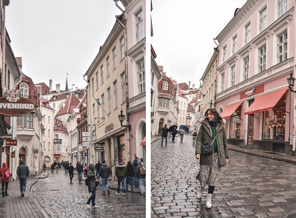 Calle y Puerta Viru