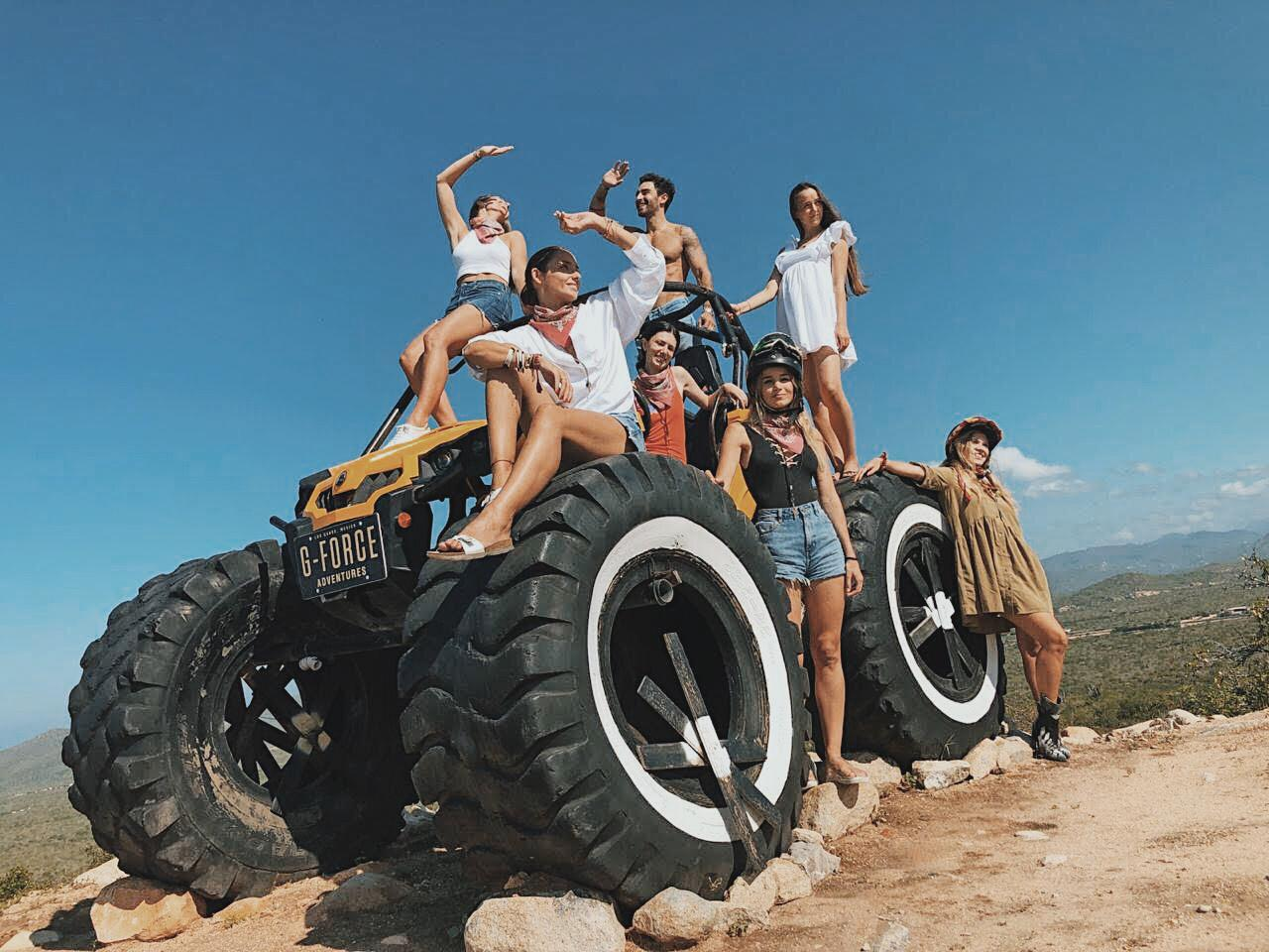G Force Adventures Los Cabos