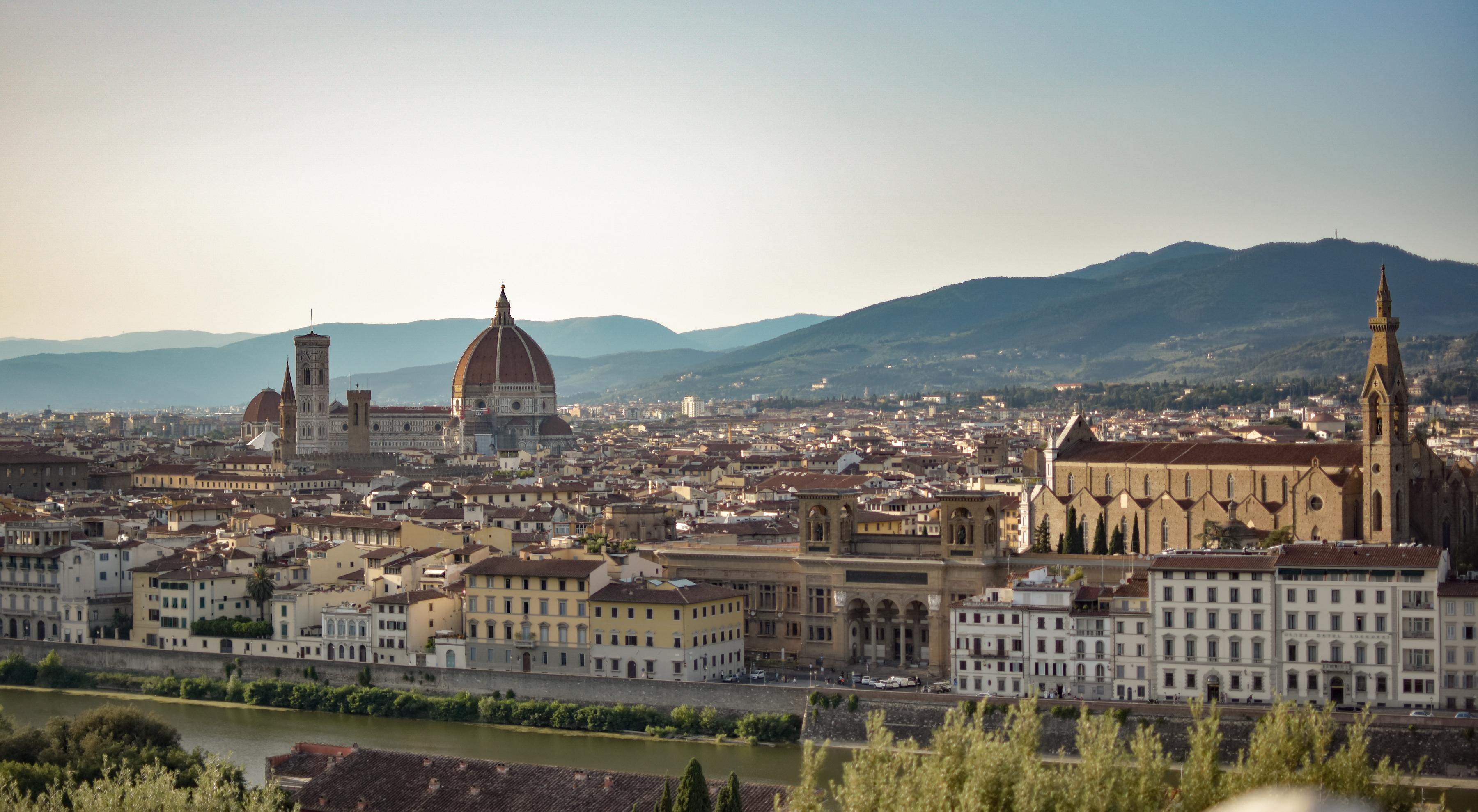 Mirador de Florencia