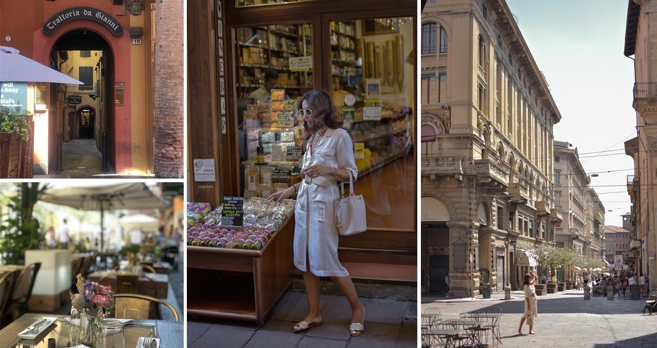 Bolonia en un día